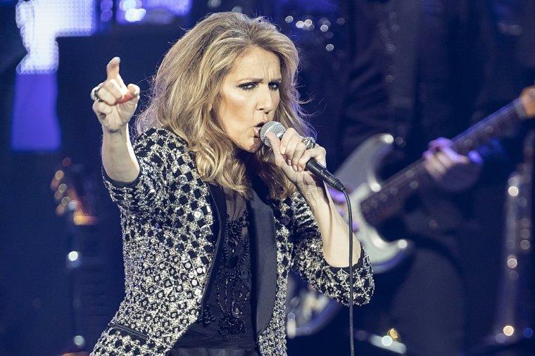 Quelques magnifiques photos de Céline au 1 show de Berlin le 24/07/17