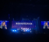 Hier soir a Birmingham! - Céline Le 03/04/17
