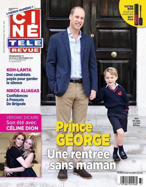 Ciné Télé Revue VERONIC DICAIR ET CELINE