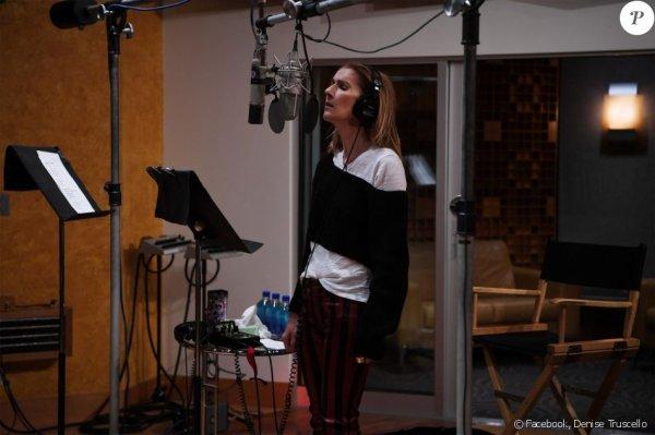news sur l'album anglais de Céline :)