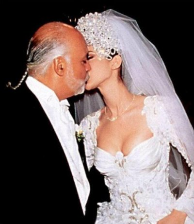 Et oui aujourd hui ils auraient du fêter ensemble leur ♡ 23 ème anniversaire de mariage René & Céline ♡