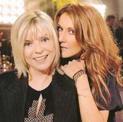 France Gall vient de dcd.  Toutes nes pensées vont à sa famille et ses fans.  Profitons de cette occasion pour revivre la prestation télé de Céline sur la chanson Ziggy en novembre 2007.