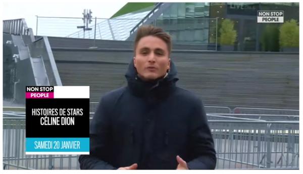 """Samedi soir à 21h sur Non Stop People, la chaîne diffusera un documentaire sur Céline Dion dans le cadre de l'émission 'Histoires de stars"""". En attendant découvrez dès maintenant la bande-annonce en captures !"""