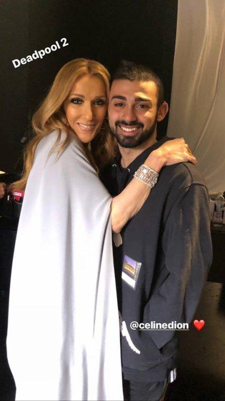 Anthony Nakhlé pour assister Yanis Marshall sur le clip de Céline !