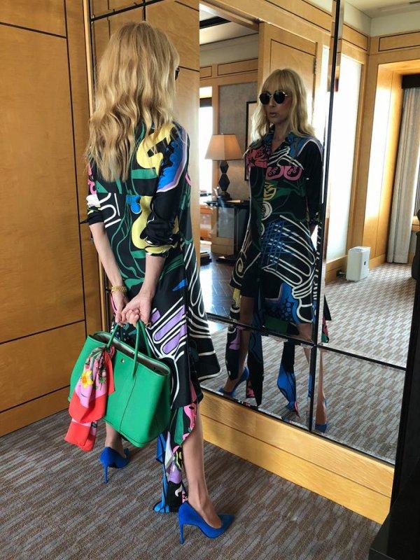 1eres photos de Céline à Tokyo depuis son arrivé la bas !