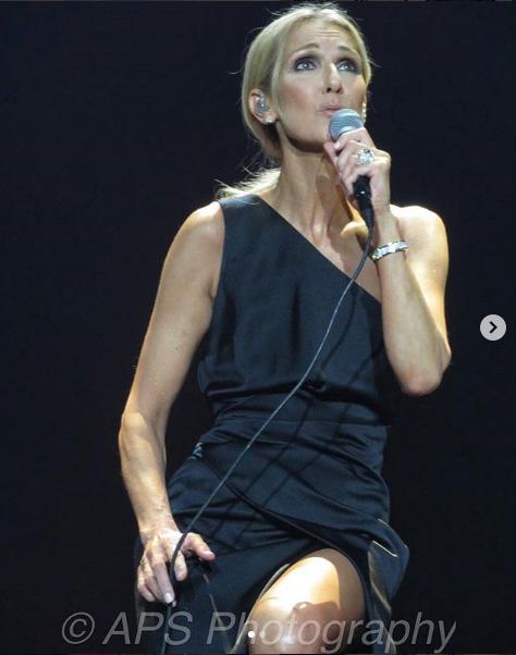 Céline à Brisbane le 30/07/18