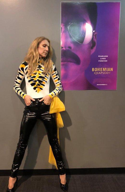 I love Freddie Mercury! ❤️🎥 - Céline xx...