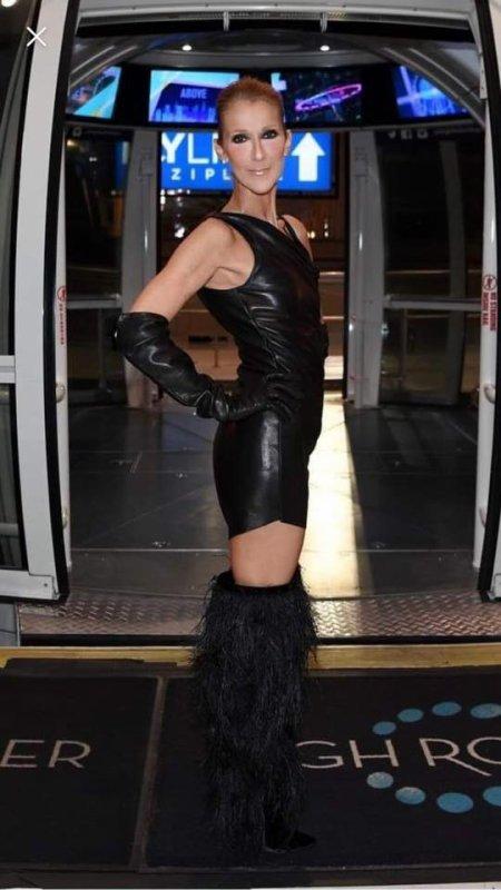 Céline a été aperçue à Vegas ! Pour une séance photo ? Un clip ?