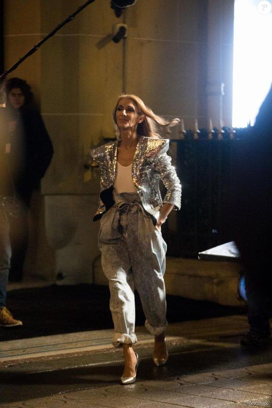 Céline Dion : La star rejoint L'Oréal et tourne une pub à Paris !