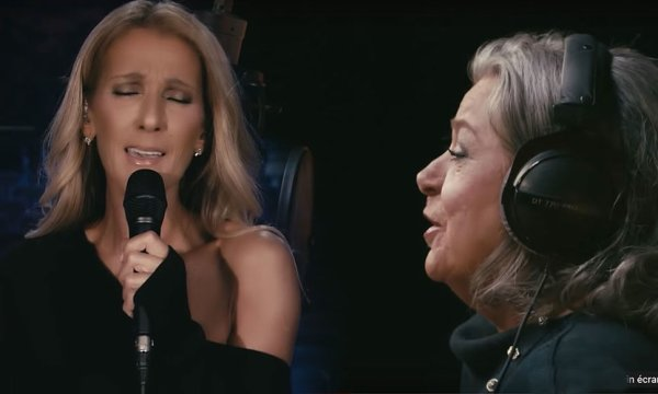 Céline Dion, Ginette Reno et plusieurs autres femmes rendent un hommage touchant à Renée Claude
