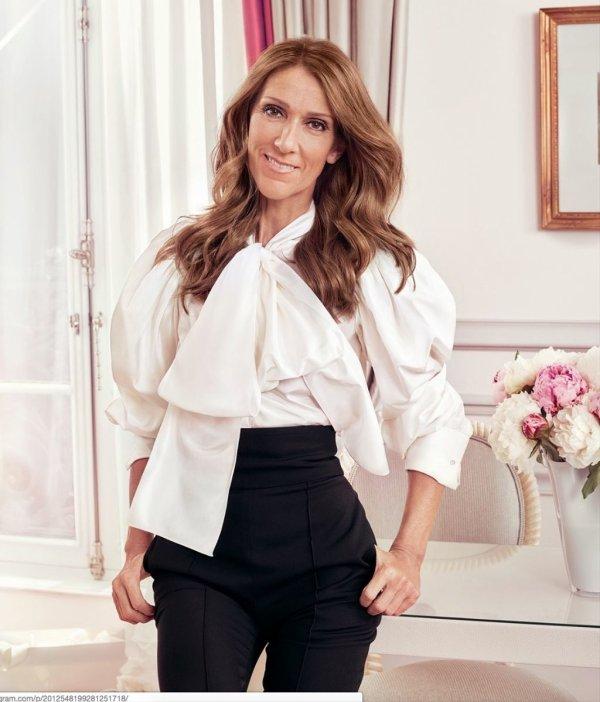 Céline Dion devient porte-parole de L'Oréal Paris
