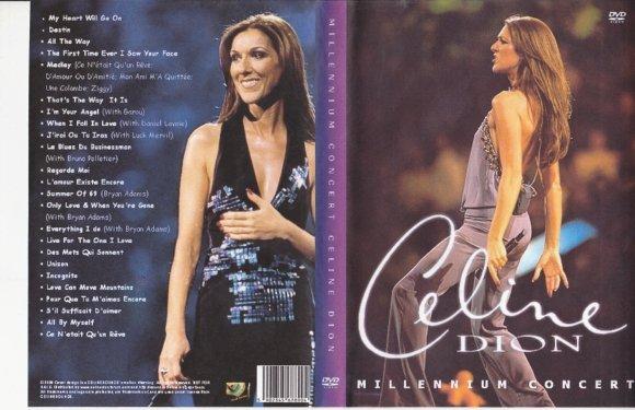 Céline DVD