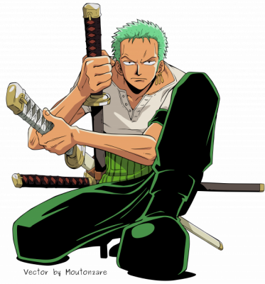 zoro one peace