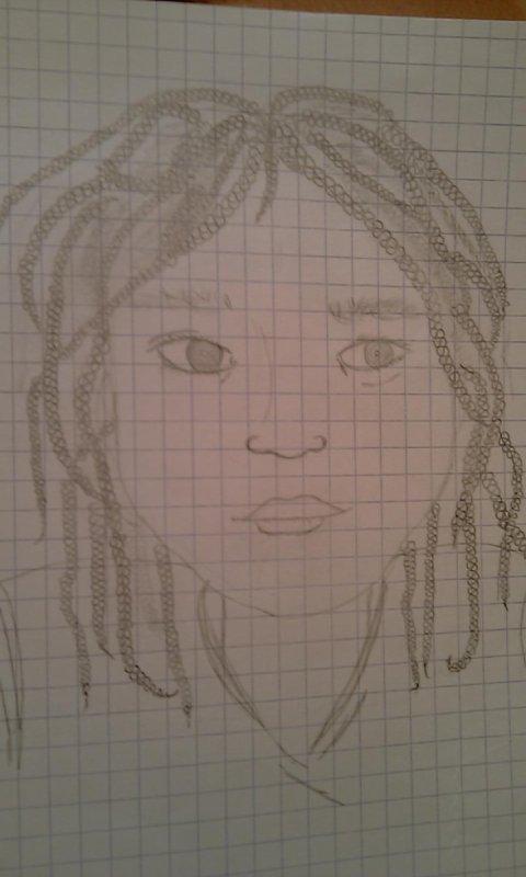 « Idée pour faire une carrière d'artiste conceptuel : signer les dessins d'enfants. »