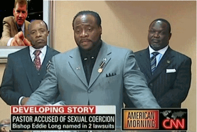 "Gay Victim of New Birth Church Speaks Out and Calls Pastor Eddie Long a ""Monster"" [Watch Video]"