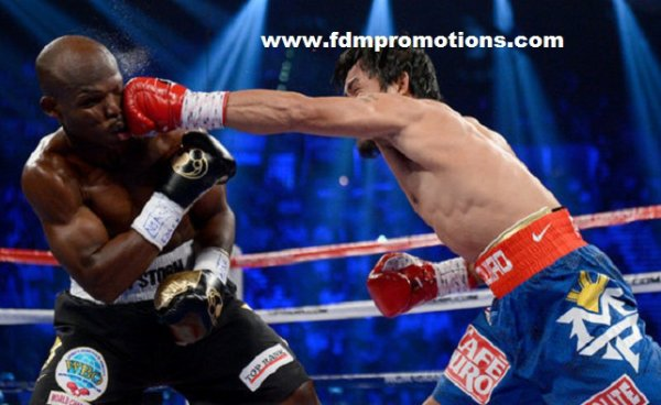 Pacquiao Just got robbed in front of millions