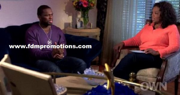 50Cent and Oprah Winfrey's highly anticipated interview