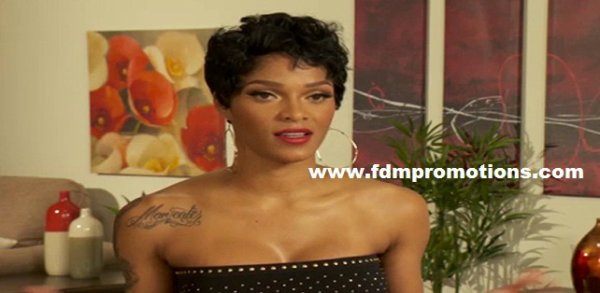 Love & Hip-Hop ATL Star, Joseline Hernandez Tweets Naked Picture To Prove She's A Woman!!! (Photos)