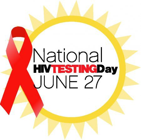 Today is National HIV Testing Day June 27, 2012