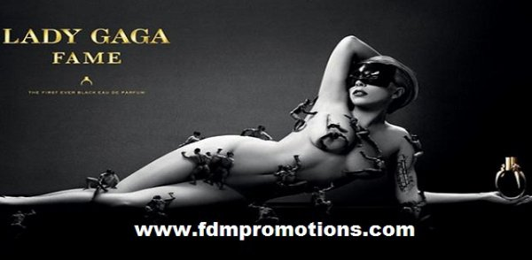 Lady Gaga Debuts Creepy, Nude Ad For New 'Fame' Fragrance