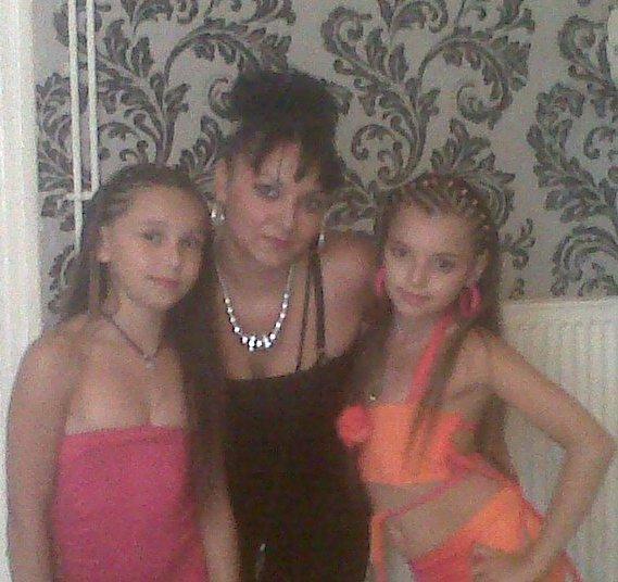 Moi et mes 2 fille
