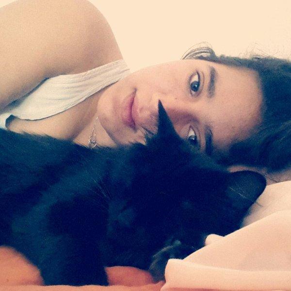 My cat !