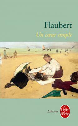 Un coeur simple, Gustave Flaubert