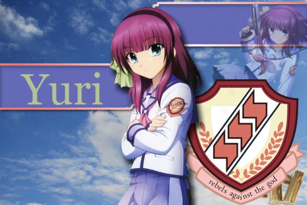 Angel Beats : Yuri