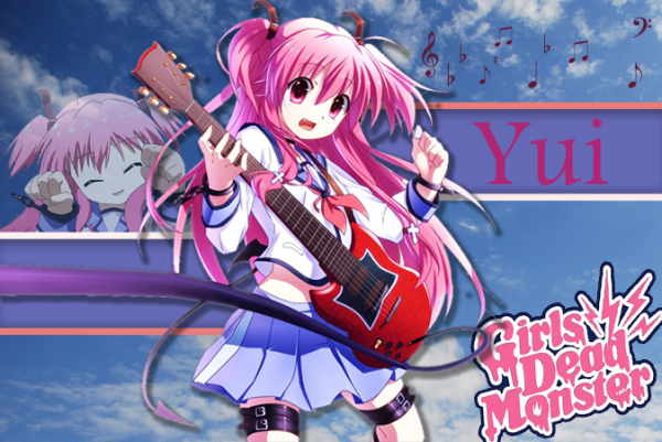 Angel Beats : Yui