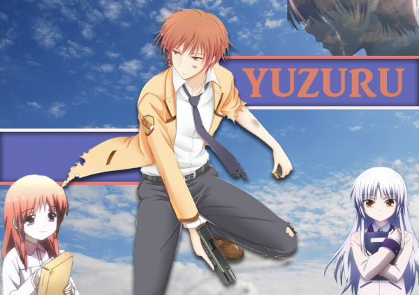 Angel Beats : Yuzuru