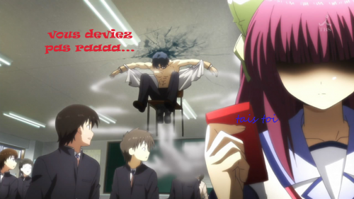 Angel Beats : memes