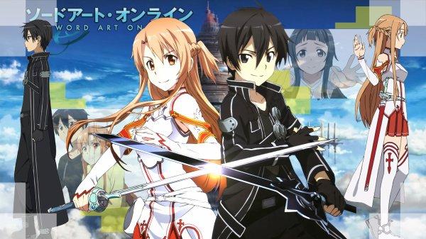Sword Art Online : fond d'écran 1
