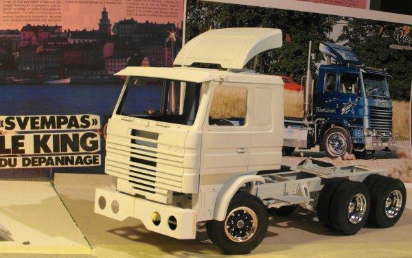 Star Truck Svempas ,année 1983