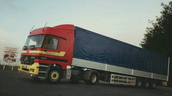 Souvenir d 'un transporteur disparu.