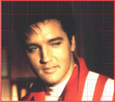 Elvis Presley the King