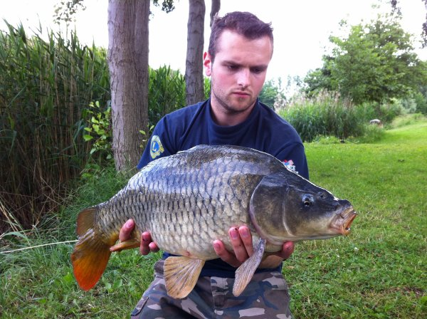 pêche le 15 juin 2012 de 16h00 à 23h00