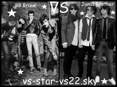 BB Brune VS Jonas Brother