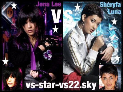 Shérifa Luna VS Jena Lee