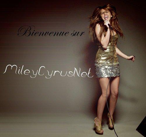 Bienvenue Sur MileyCyrusNet