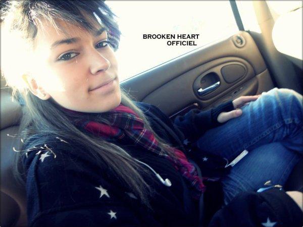 Brooken Heart .