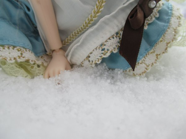 """Premiers pas dans la neige.. """"Je ne suis pas chez moi.."""" ~"""