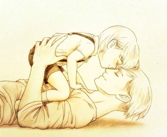 Le Major et L'Ackerman ( Erwin X Kenny )