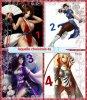 Laquelle préférez-vous messieurs et mesdemoiselles ?