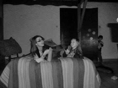 ma soeur et moi M&M