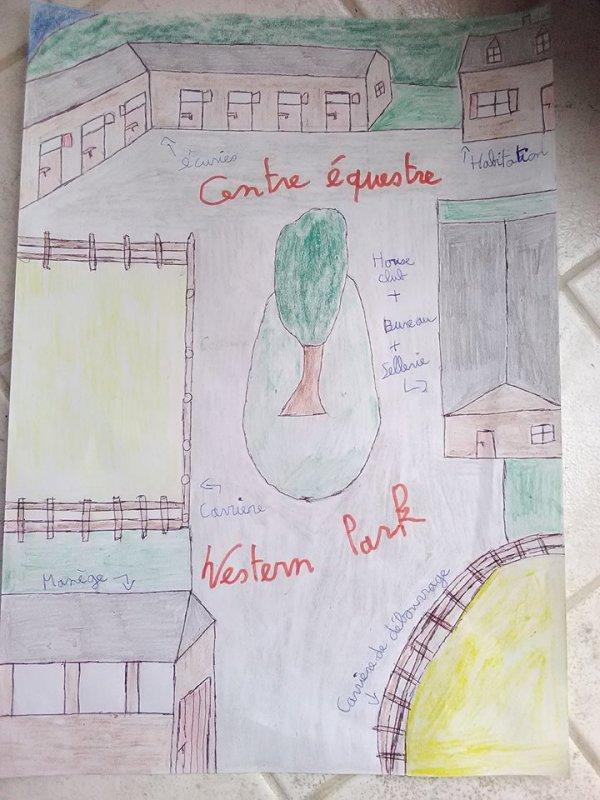 1 Fiction : BIENVENUE A WESTERN PARK (chapitre 2)