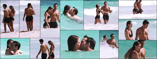 . 28/03/17 :  Melissa et Chris W  ont été aperçut encore une fois ensemble sur la  plage  de   Cancun, au Mexique !  C'est bien officiel la splandide héroïne Melissa belle est bien retrouver l'amour au bras du beau Chris Wood.Je lui donne un Top et vous vous donnerais quoi ? !