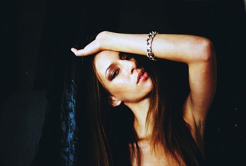 Maintenant j'ai peur, mais pas de toi, seulement de te perdre.