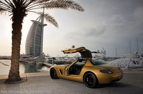 *A Dubai(le paradis sur terre)