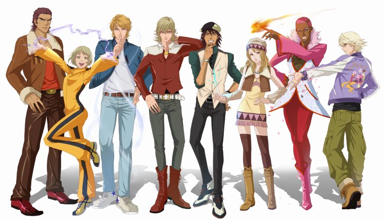 Tiger and Bunny - Images