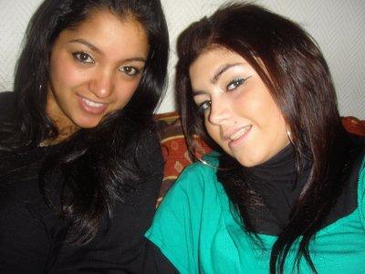 Safa et moi